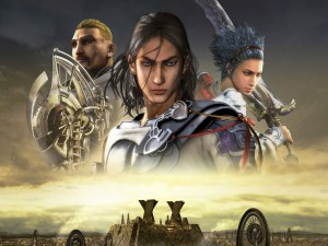 Lost Odyssey by Mistwalker Studios