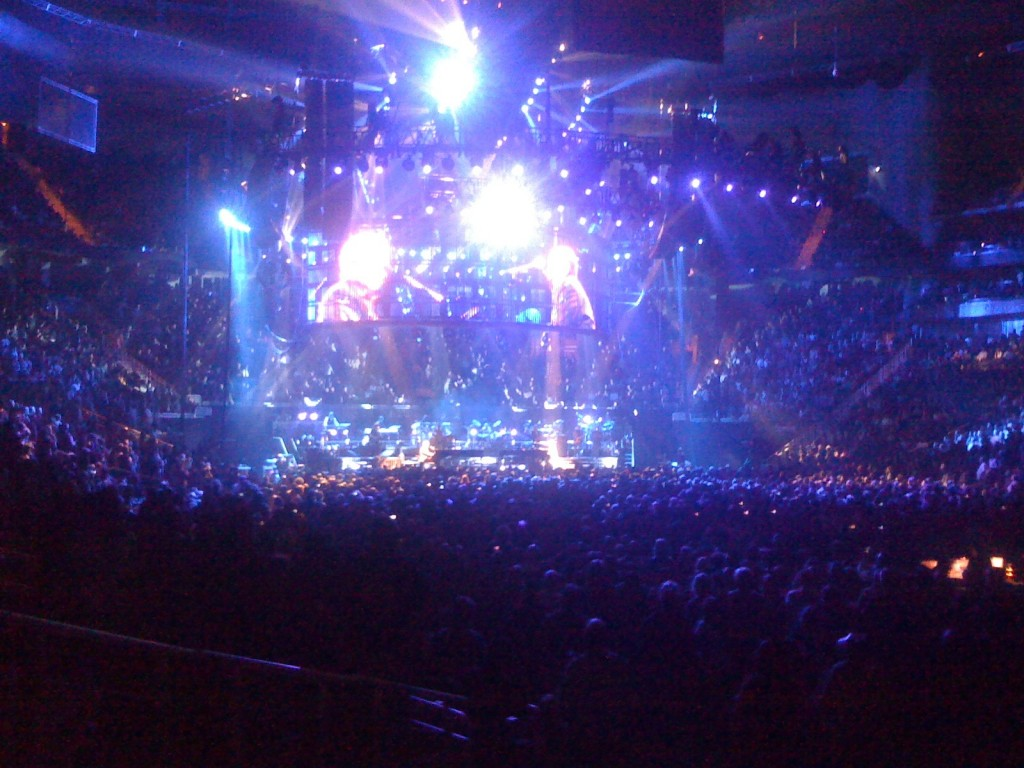 Elton John and Billy Joel Concert in Kansas City at the Sprint Center