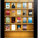 The iBook Store in iPad