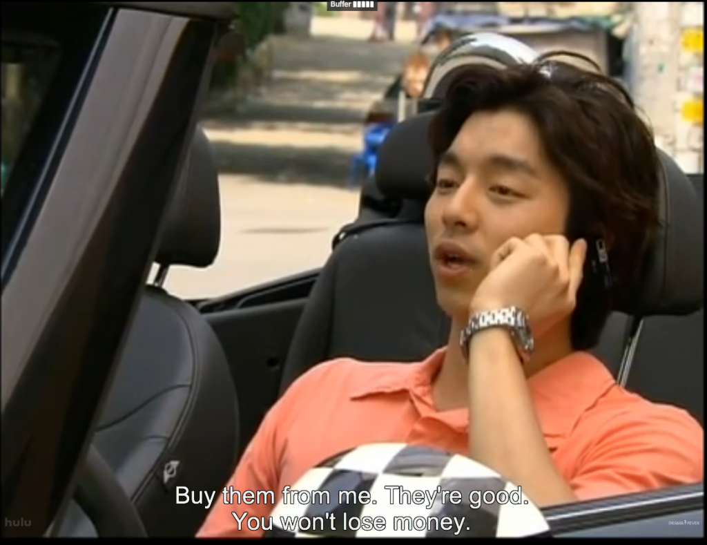 Buy the Coffee From Me - You Won't Lose Money Coffee Prince