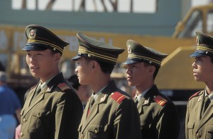 Chinese military superpower