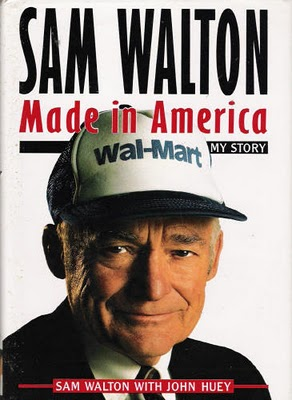 Sam Walton Made in America biography