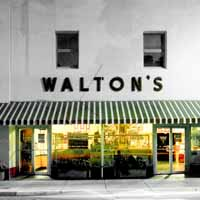 Wal-Mart Stores Began with Walton's