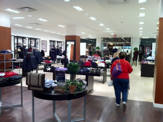 Brooks Brothers Kansas City Shopping with Family