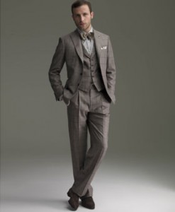 Brioni Suit Signaling Theory