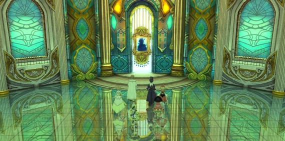 Eternal Sonata XBox 360 Screenshot