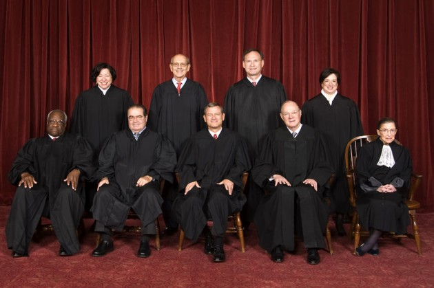 Current Supreme Court of the United States of America