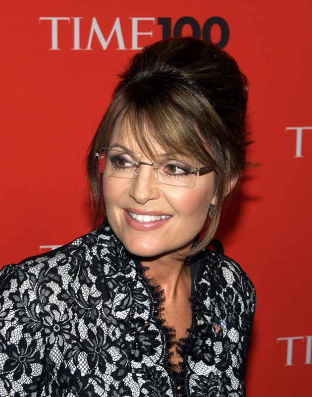 Sarah Palin Shops at Saks