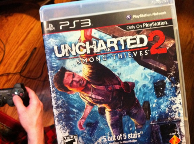 Uncharted 2 Among the Thieves