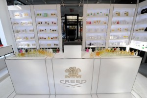 Creed Boutique Counter