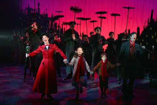 Mary Poppins Broadway Tickets NYC