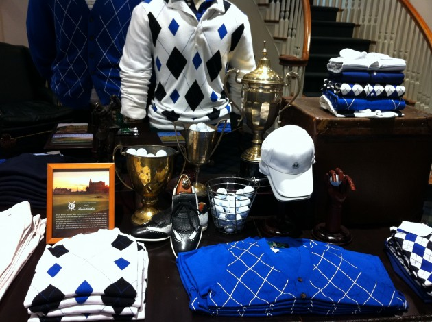 Argyle Golf Brooks Brothers Clothing