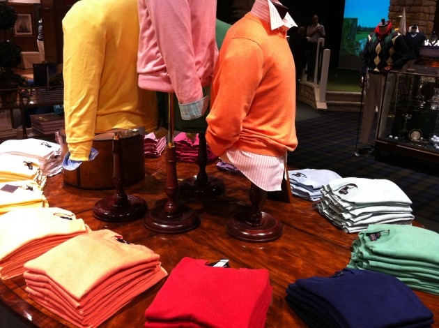 Beautiful Color Brooks Brothers Shirts and Sweaters
