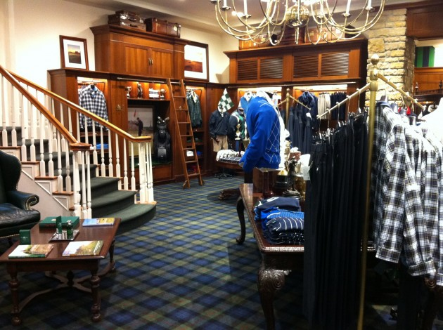 Brooks Brothers St. Andrews Golf Line