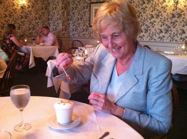 Coffee with Diana