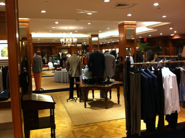 Fourth Floor Brooks Brothers Sports Coats