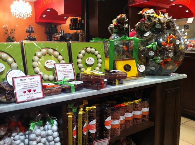 Jacques Torres Chocolates Rockefeller Center Shop