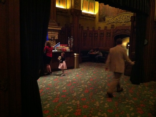 Lounge of Mary Poppins on Broadway