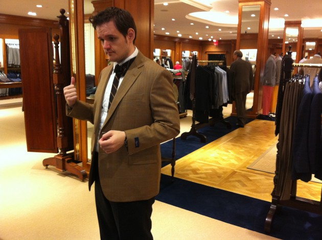 More Brooks Brothers Sports Coats