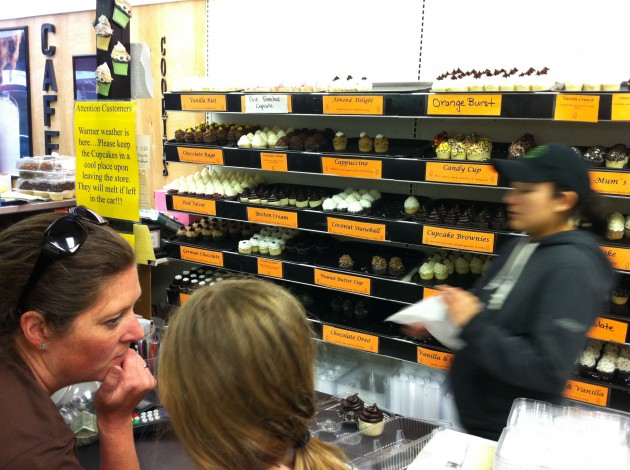 Ordering Cupcakes in Princeton, New Jersey