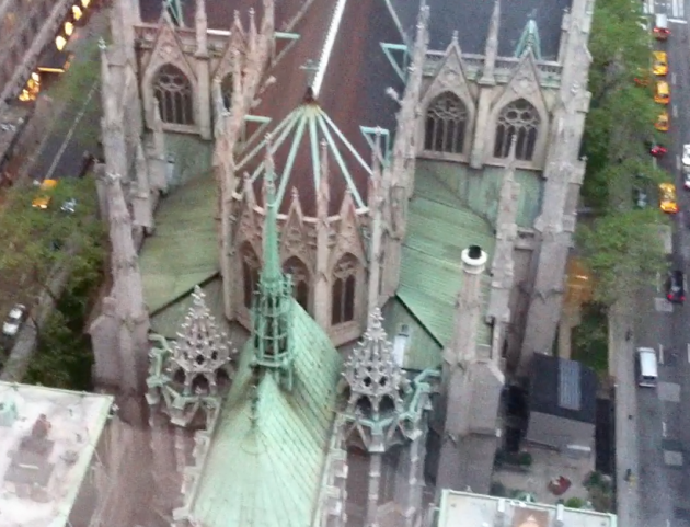 St Patrick's Cathedral Near Palace Hotel