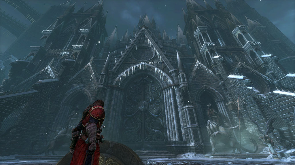 Castlevania Lords of Shadow Exterior