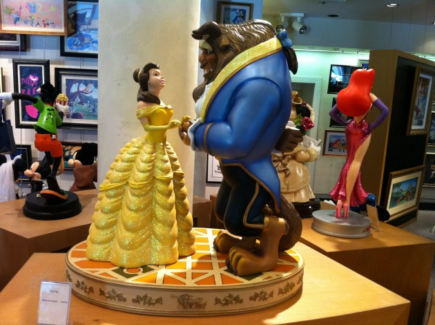 Beauty and the Beast Figurine Collectible