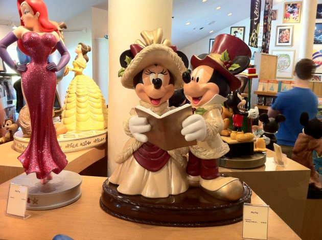 Disney Collectible Figurine Statues