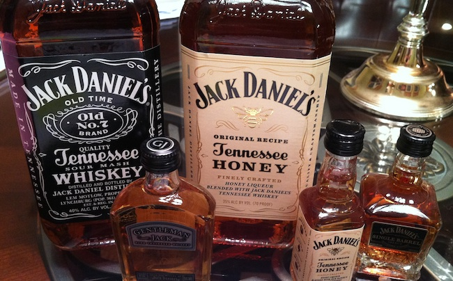 Jack Daniel's Tennessee Whiskey Brown-Forman Stock Report