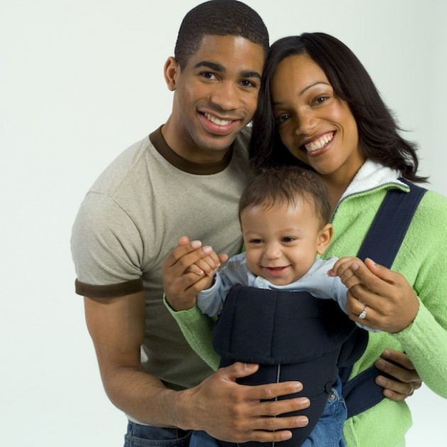 African American Women Dating Black Men and Starting a Family