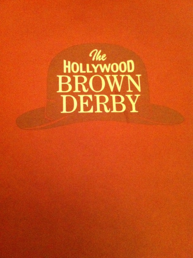 The Brown Derby Birthday Photo Package