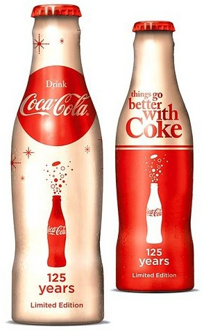 Coca-Cola Common Stock Direct Purchase Plan and DRIP 125 Year Anniversary