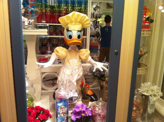 Daisy Duck Candy Store