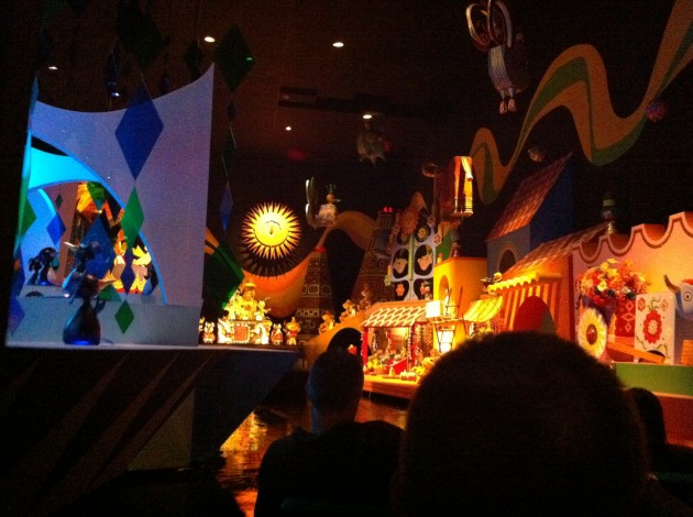 It's a Small World Interior Ride at Disney Magic Kingdom in Florida