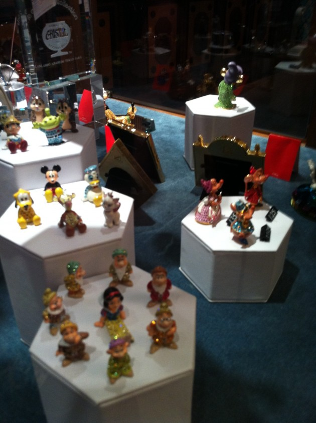 Miniature Disney Collectibles