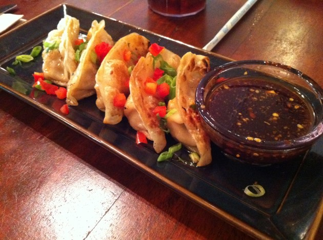 Pork Pot Stickers from Yak and Yeti