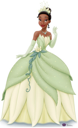 Tiana from Disney's The Princess and the Frog