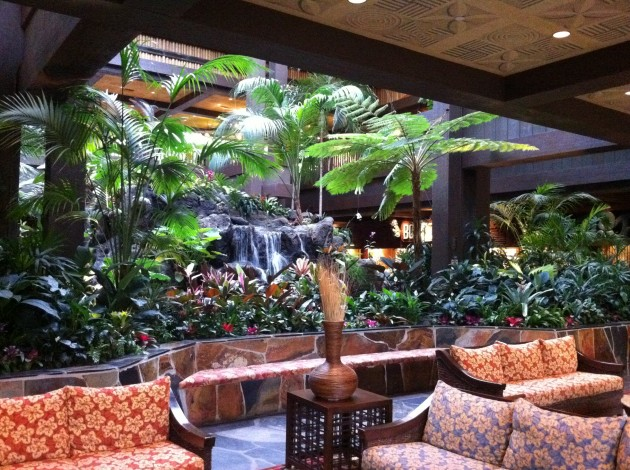 Walt Disney World Polynesian Resort