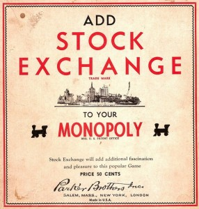 Monopoly Stock Exchange Add On Featured