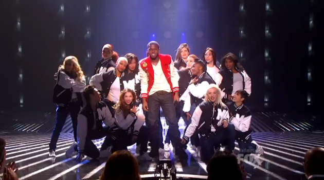 Mount Olympus Awards X-Factor Varsity Jackets for Marcus Canty