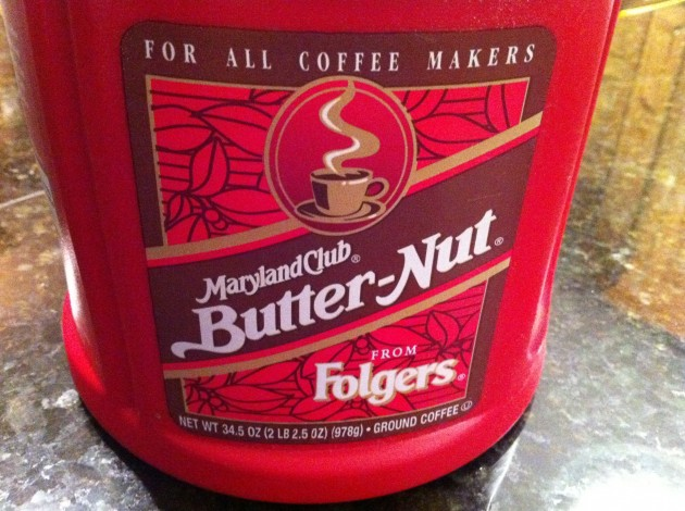 Butter Nut Coffee