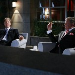 Denny Crane and Alan Shore from Boston Legal