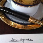 Reflections on 2011 and Setting 2012 Agenda