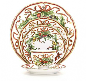 Tiffany and Company Holiday China