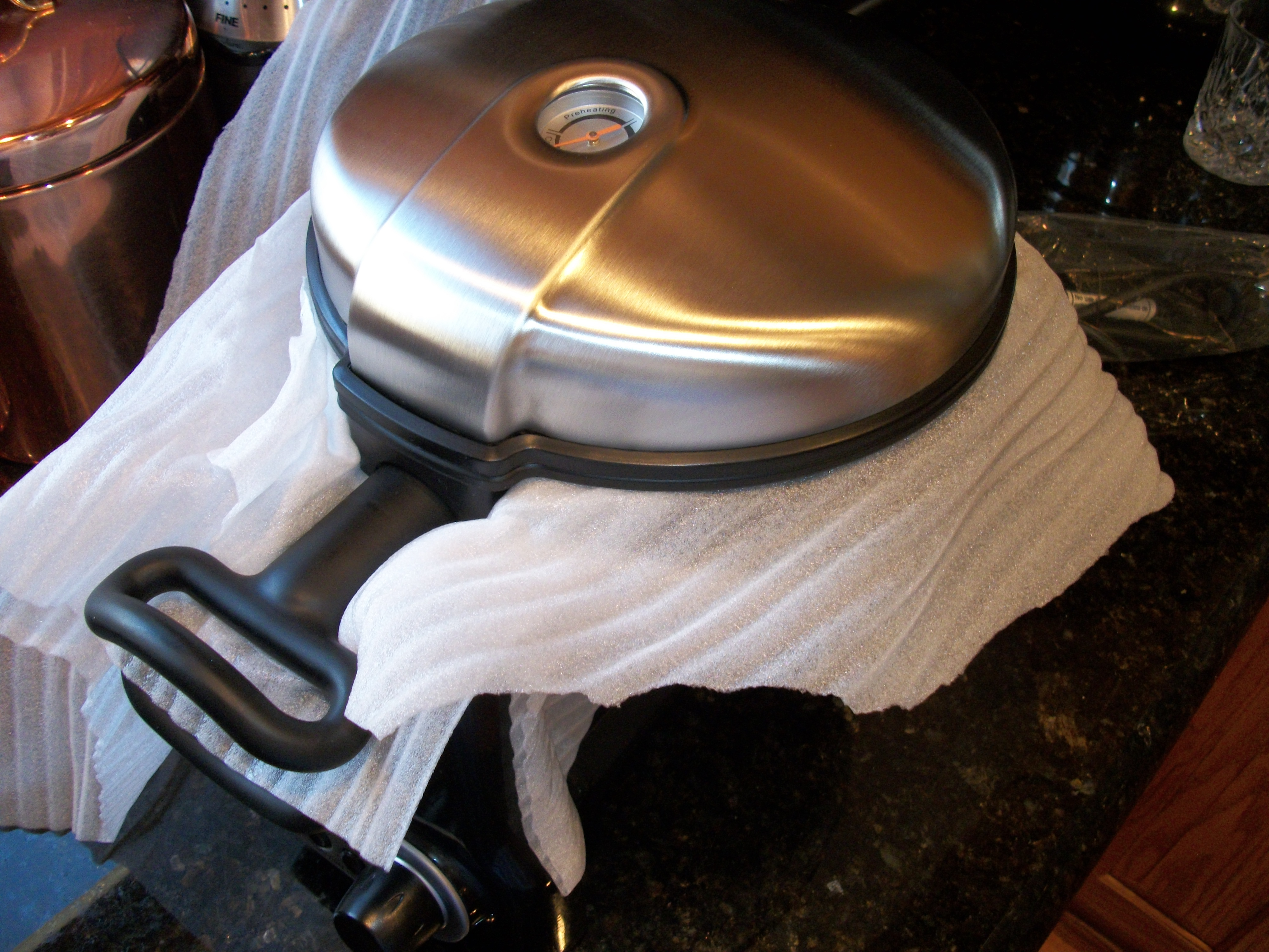 Unboxing the KitchenAid Pro Line Waffle Baker