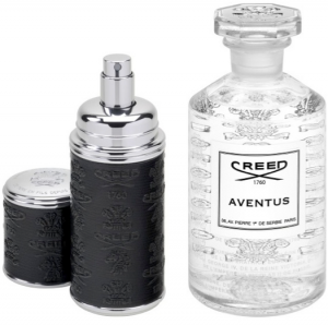 Creed Aventus With Black Creed Atomizer