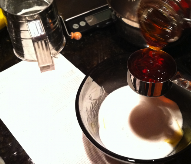 Honey and Sugar Pouring