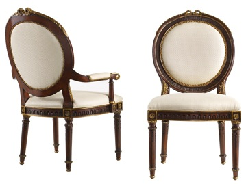 Henredon Fine Chairs and Furniture