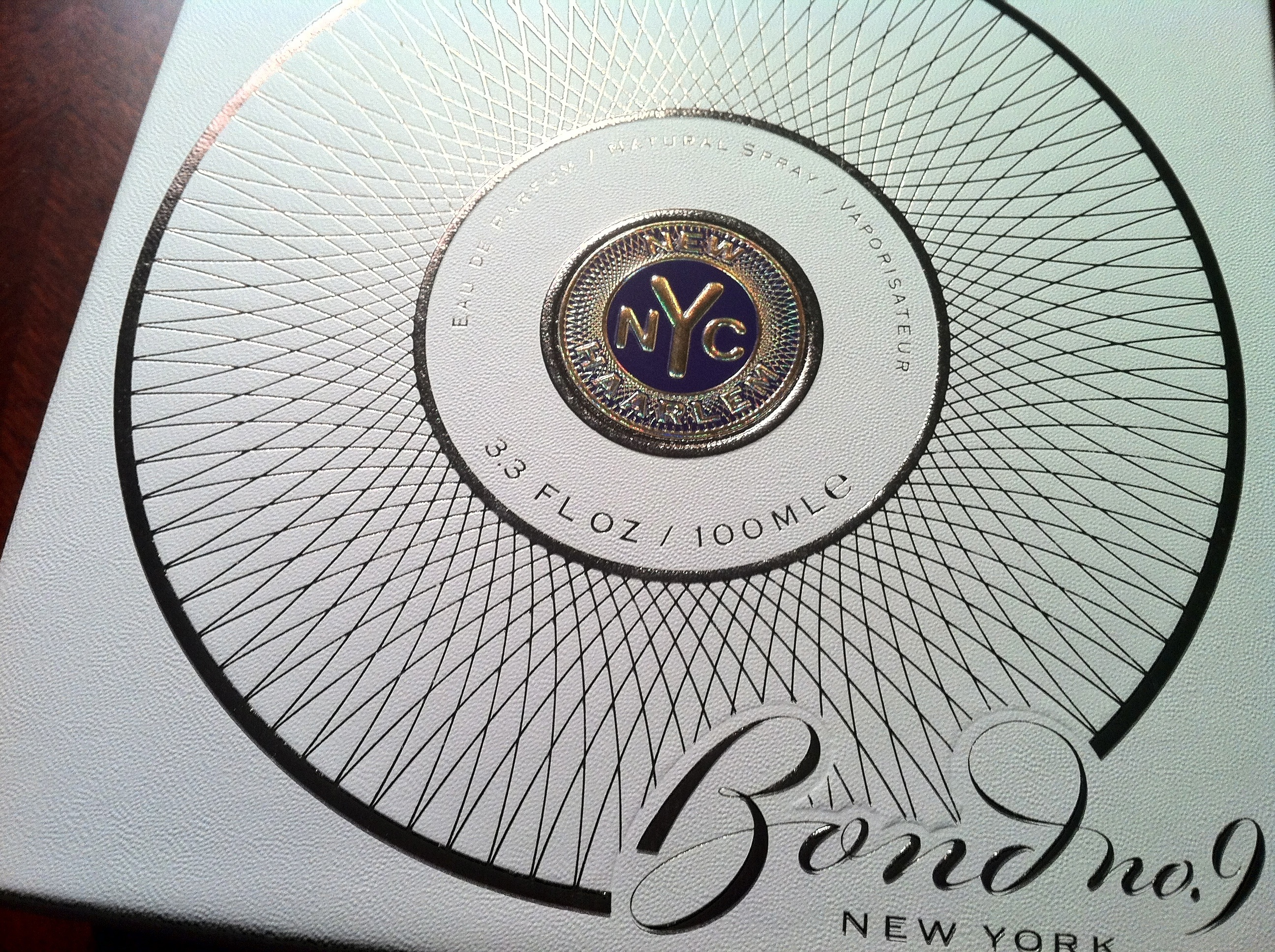 Bond No 9 New Haarlem Fragrance Box