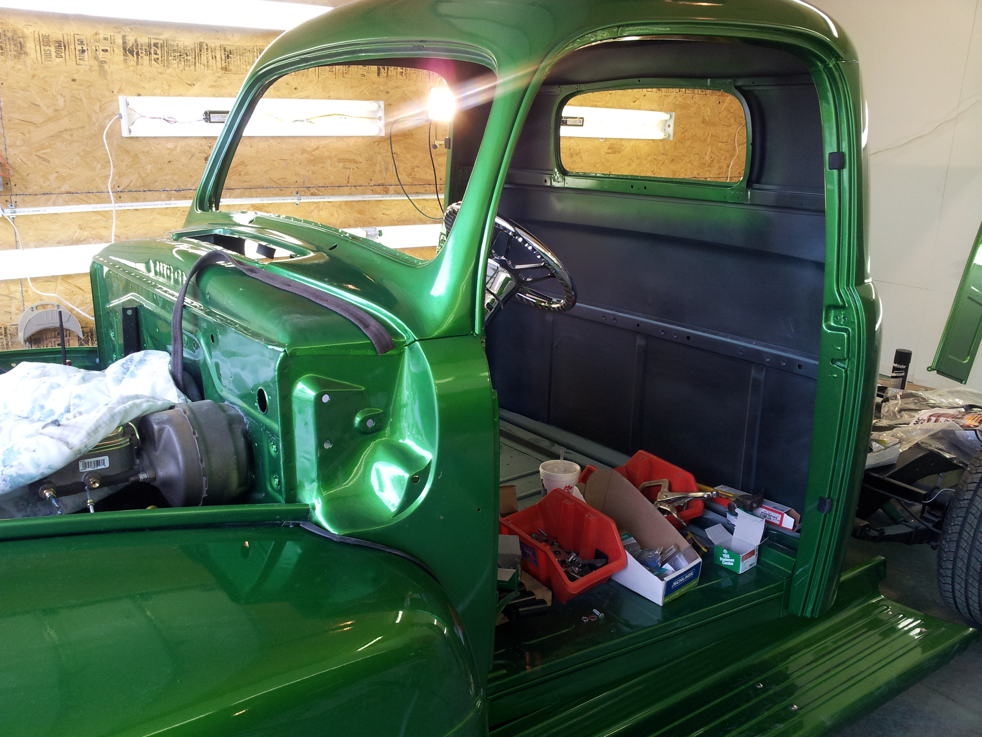 Restored Ford Pickup Truck 1